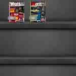 ios: Watt Magazine